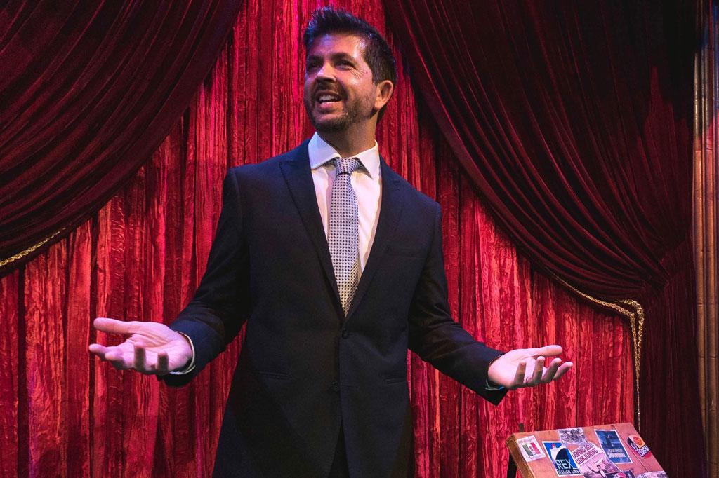 John Guastaferra Magician
