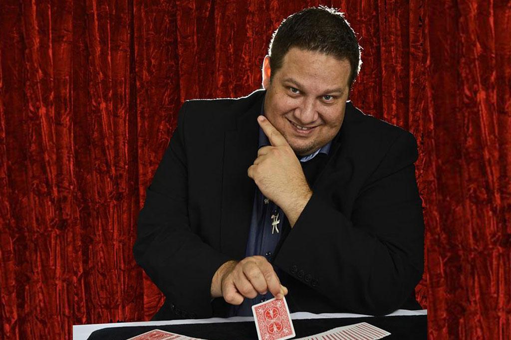 Christian Engblom Magician
