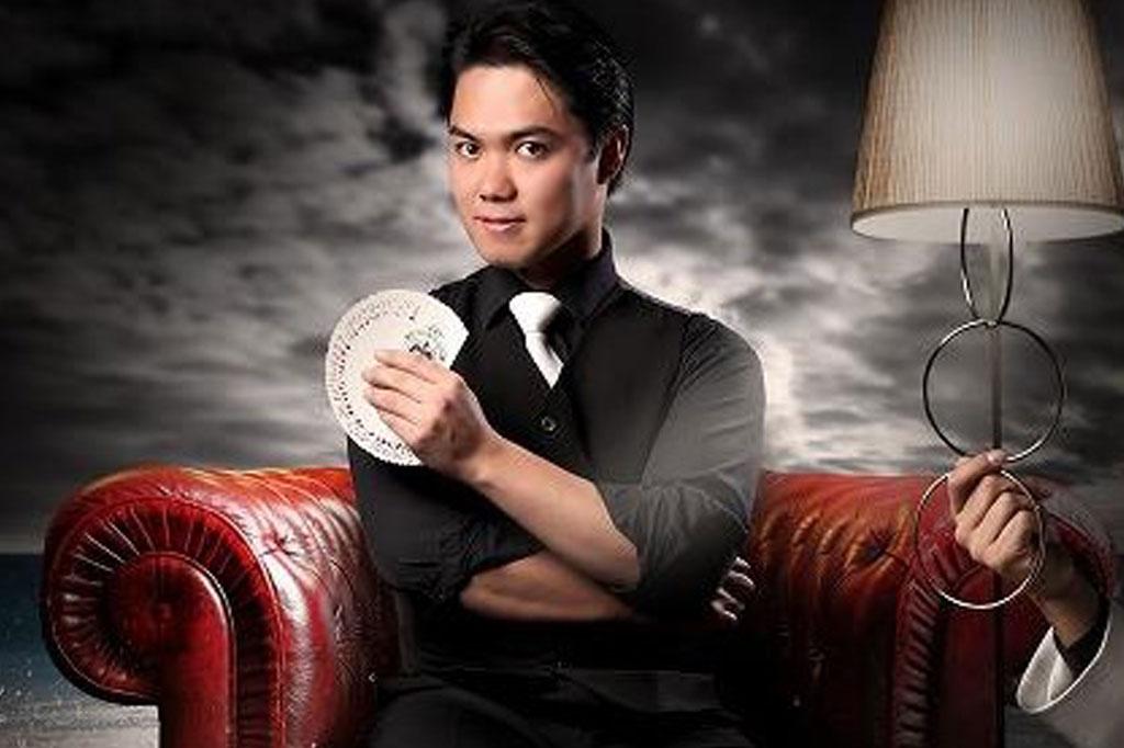 Shoot Ogawa Magician