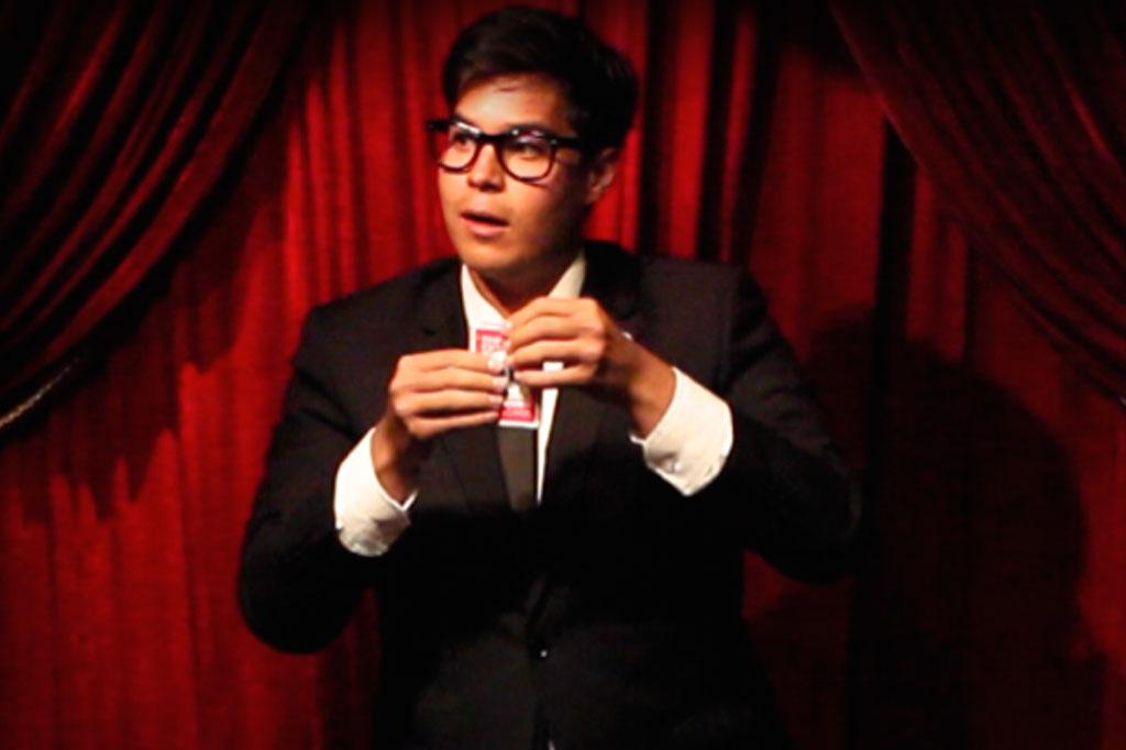 Chris Mayhew Canadian Magician