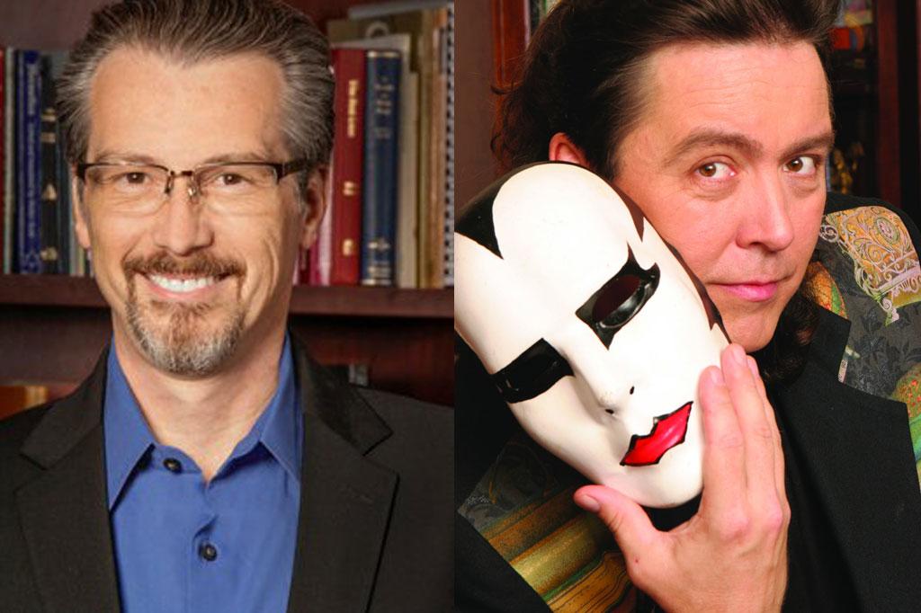 Larry Hass & Jeff Mcbride Magcians