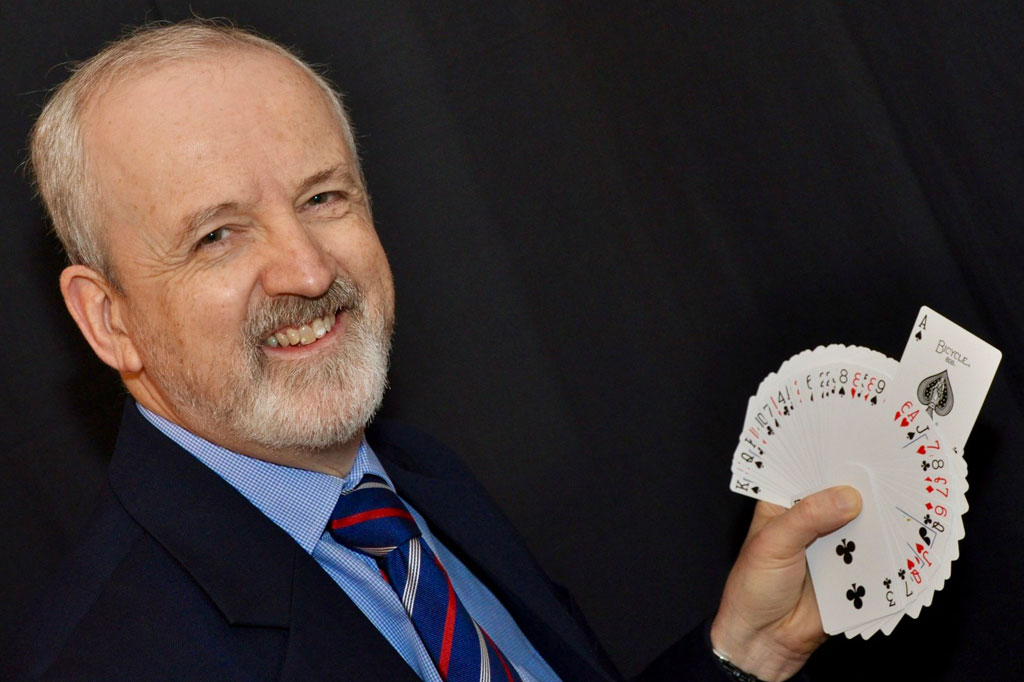 Mark Leveridge Magician