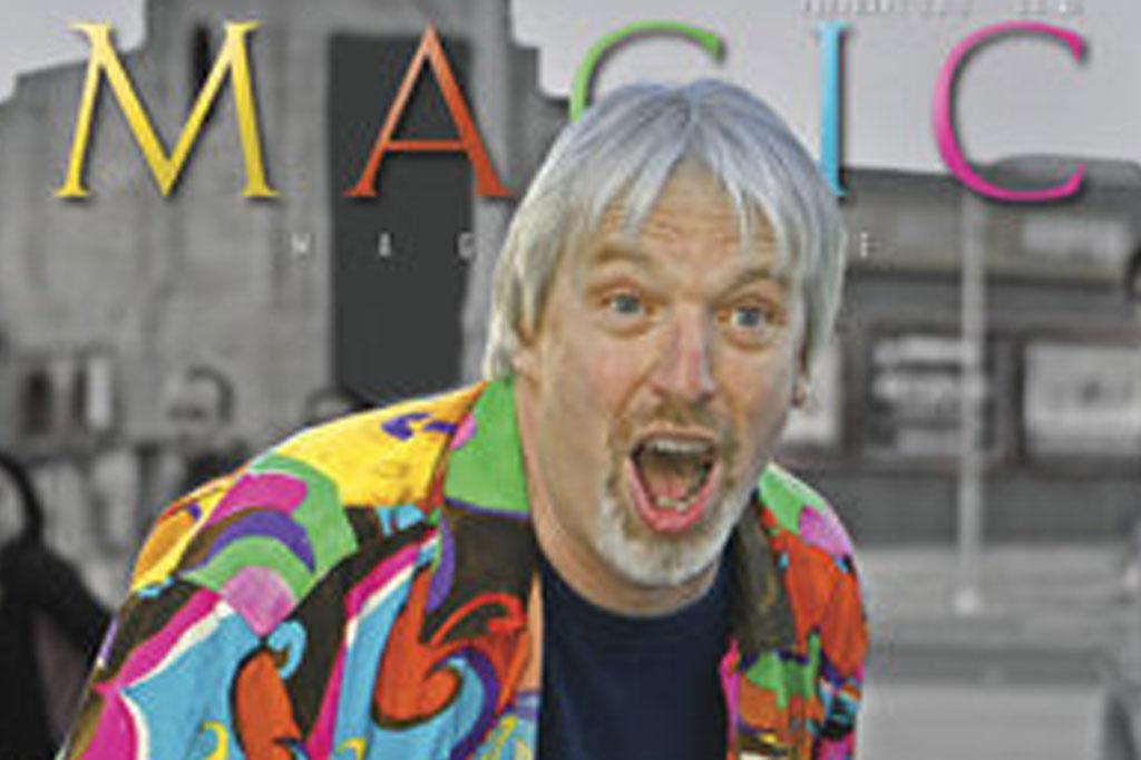 Kozmo Street Magician