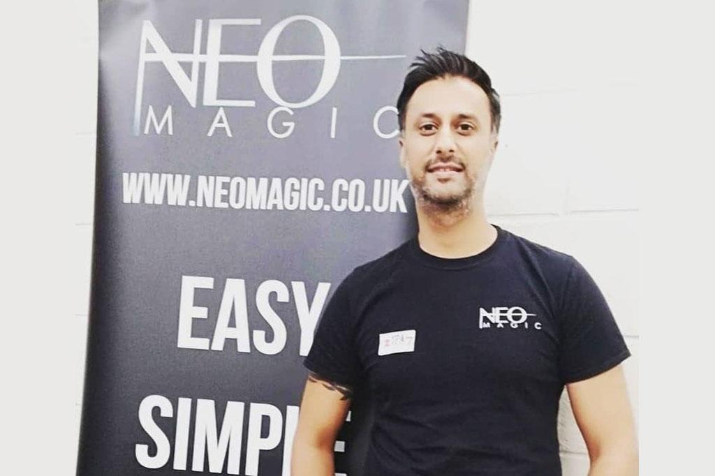 Vinny Sagoo Magician