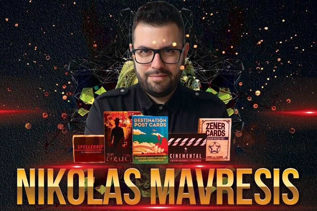 Nikolas Mavresis